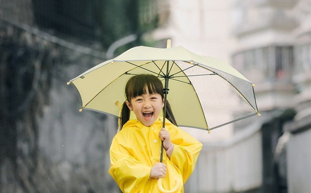 Xiaomi Children Cape Raincoat