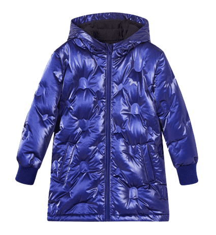 Xiaomi Childish Children Easy To Clean Down Jacket (Blue)