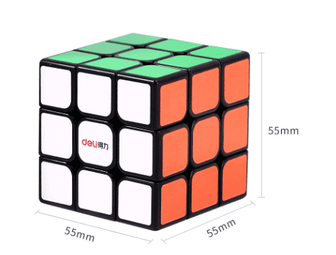 Xiaomi Deli Effective Rubik's Cube Set