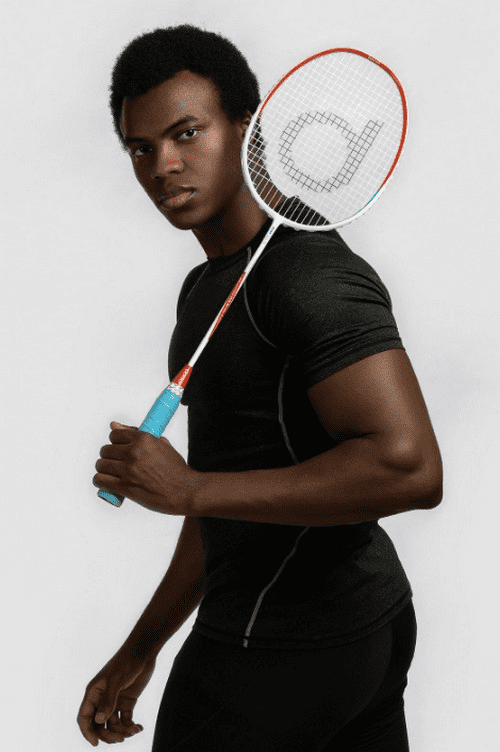 Пример игры ракеткой Xiaomi Dooot Road King Ultra Light Badminton Racket NEO70