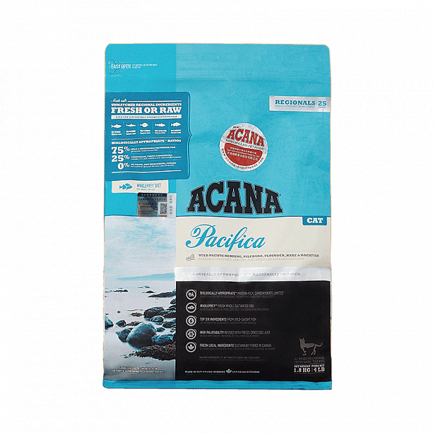 Xiaomi Acana Imported Natural Free Dog Food Duck Flavored 1.8kg