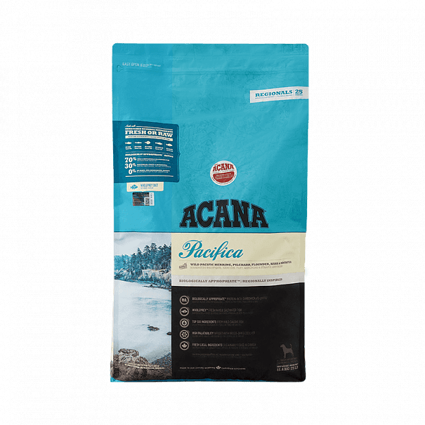 Xiaomi Acana Imported Natural Free Dog Food Duck Flavored 11.4kg